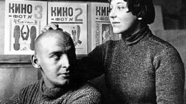 Alexandre Rodtchenko et Varvara Stepanova