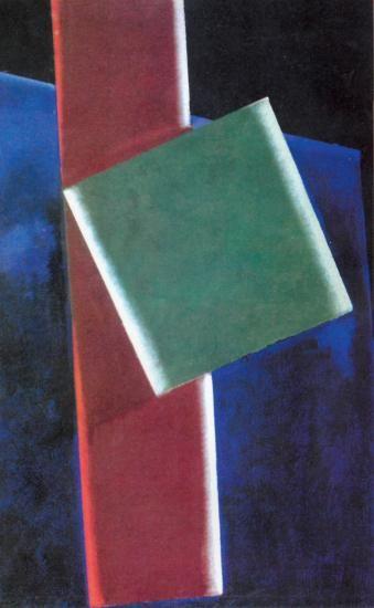 Alexandre Rodtchenko, Composition n°50, 1918