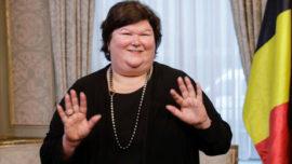 La ministre fédérale belge de la Santé, Maggie De Block