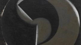 Alexandre Rodtchenko, Peinture non-objective n°80 (noir sur noir), 1918.