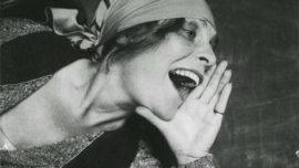 Portrait de Lili Brik, 1924