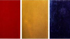 Alexandre Rodtchenko, Pure couleur rouge, Pure couleur jaune et Pure couleur bleue, 1921