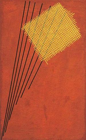 Alexandre Rodtchenko, Construction n°95, 1919