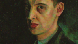 Alexandre Rodtchenko, Autoportrait, 1915