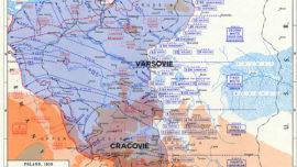 L'offensive soviétique de janvier à mars 1945