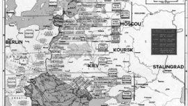 Les opérations soviétiques d'août à décembre 1944