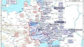 L'offensive soviétique de décembre 1943 à avril 1944