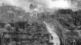 Kiev martyrisée par les armées nazies