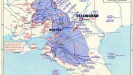 L'offensive soviétique en hiver, décembre 1942-février 1943
