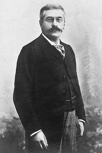 Alexandre Millerand vers 1900