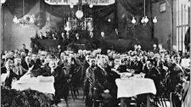 Le congrès de 1899 à Brno