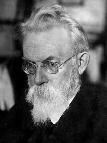 Vladimir Vernadsky, en 1934