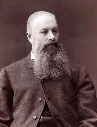 Vassili Dokoutchaïev, en 1888
