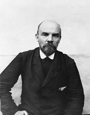Lénine en 1914