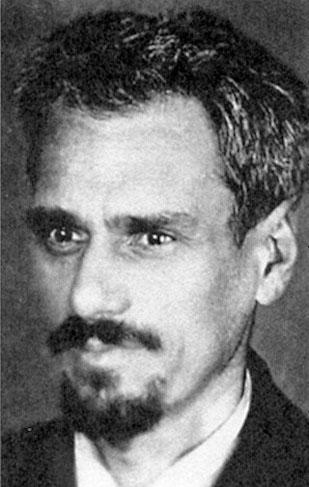 Yuri Kondratyuk en 1941 ; il meurt au front au début 1942 après s'être porté volontaire